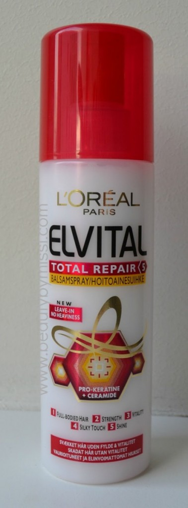 L´Oreal Elvital Total Repair 5 Conditioning Restoring Spray