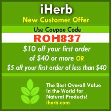 iHerb voucher code
