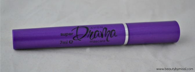 Avon Super Drama Mascara in black