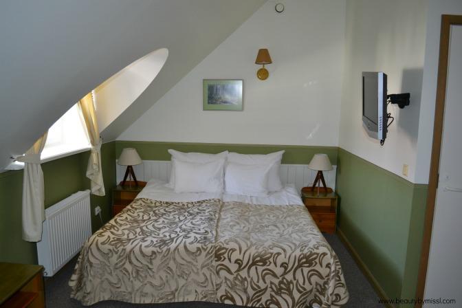 Sagadi Manor hotel standard double room