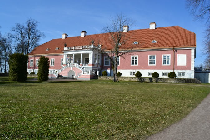 Manor house of Sagadi