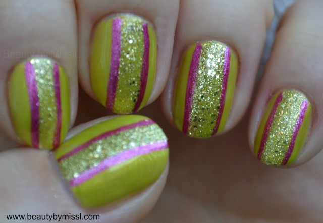HePcksMyPolish nail art