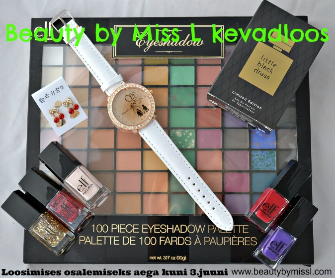 Beauty by Miss L kevadloos