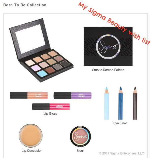 Sigma Born To Be collection