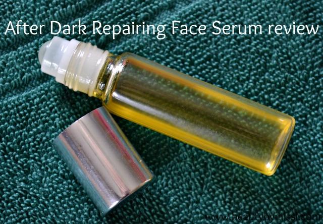 After Dark Repairing Face Serum