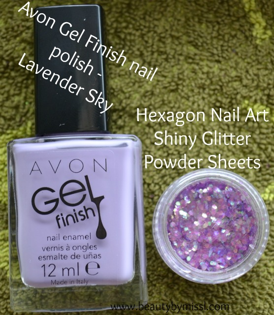 what I used for my nails