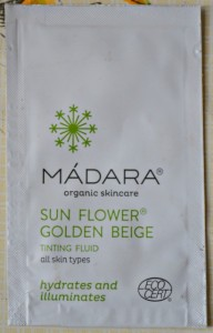 Madara Sunflower Tinting Fluid