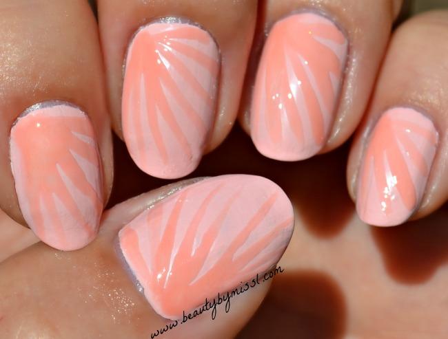 Avon Art of Change Transforming nailwear in Frech Twist
