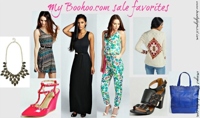 My boohoo.com sale favorites
