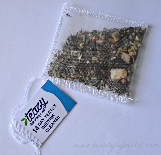 14 day Teatox Bedtime Cleanse tea