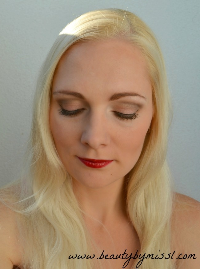 EOTD FOTD with e.l.f. Baked Eyeshadow Palette