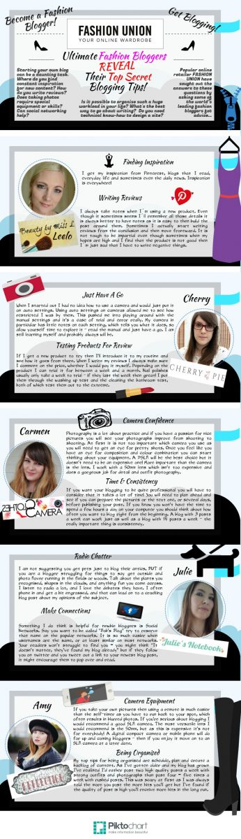 Ultimate Fashion Bloggers Reveal Their Blogging Tips