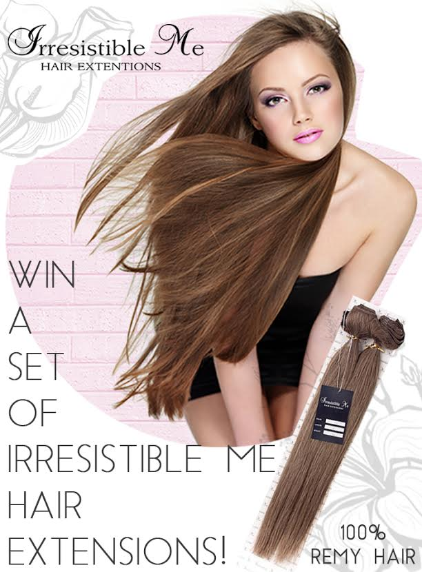 Hair Extensions Giveaway