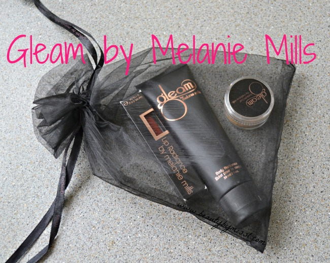 Gleam by Melanie Mills