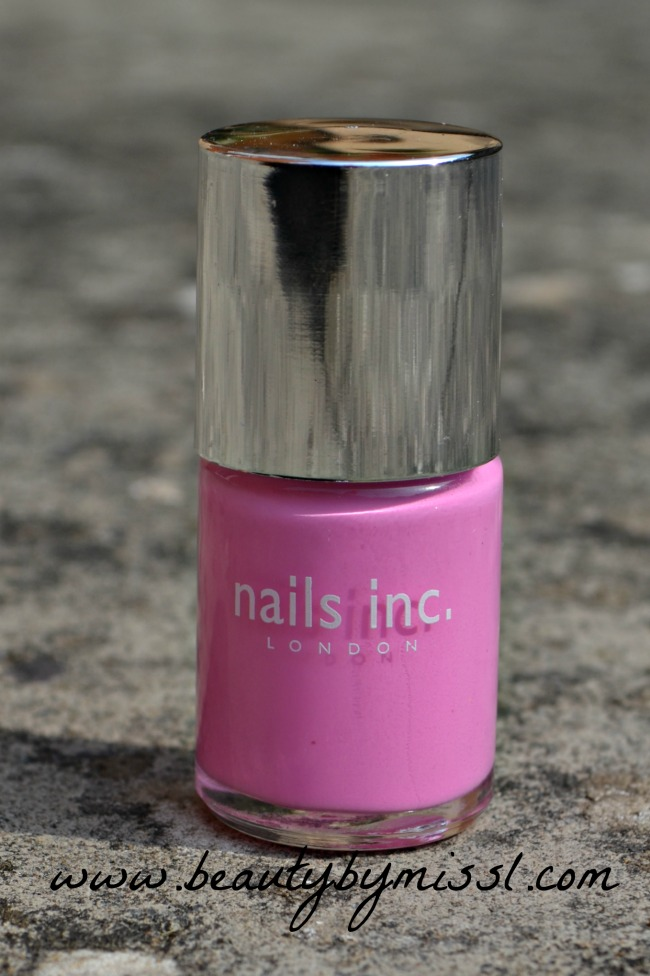 Nails inc Brompton Place