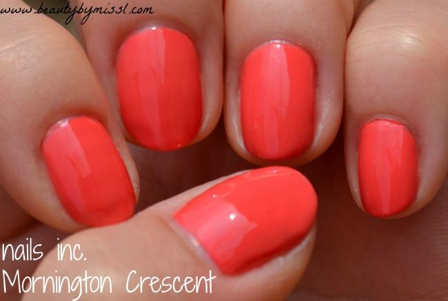 nails inc. Mornington Crescent