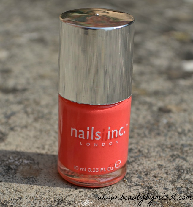 nails inc. Mornington Crescent