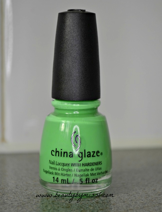 China Glaze Shore Enuff