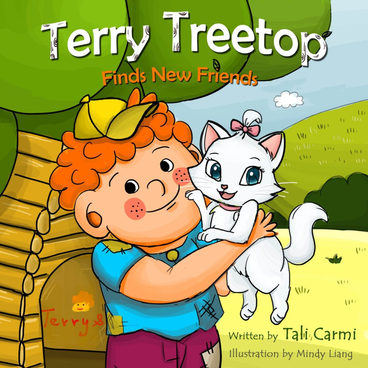 Terry Treetop Finds New Friends