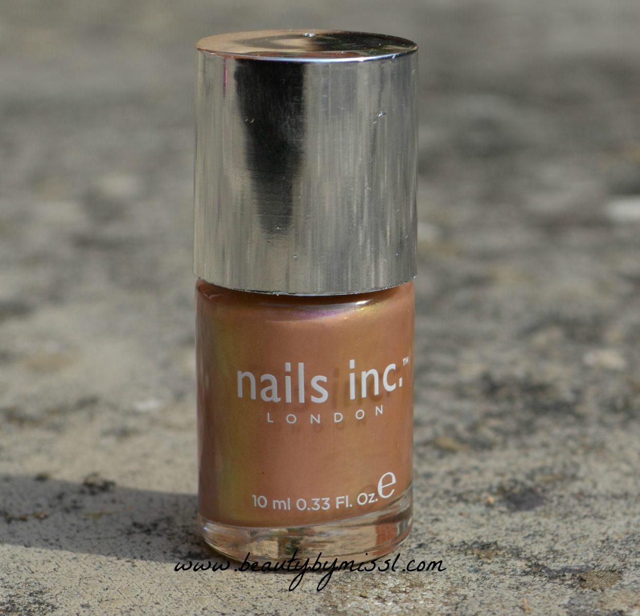 Nails Inc Mortimer Street