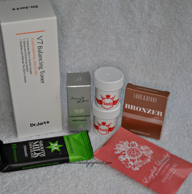 Birchbox UK November