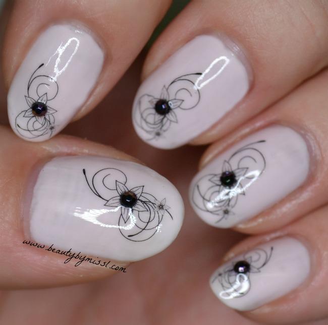 simple elegant manicure