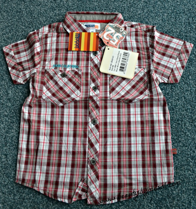 Motion Wear shirt