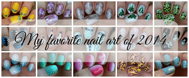 Beauty by Miss L favorite nail art of 2014