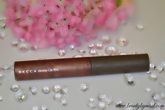 Becca Glossy Lip Tint Marsala