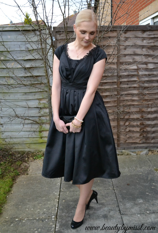 Chi Chi dress review
