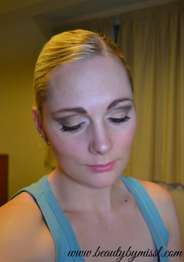 My NYE makeup
