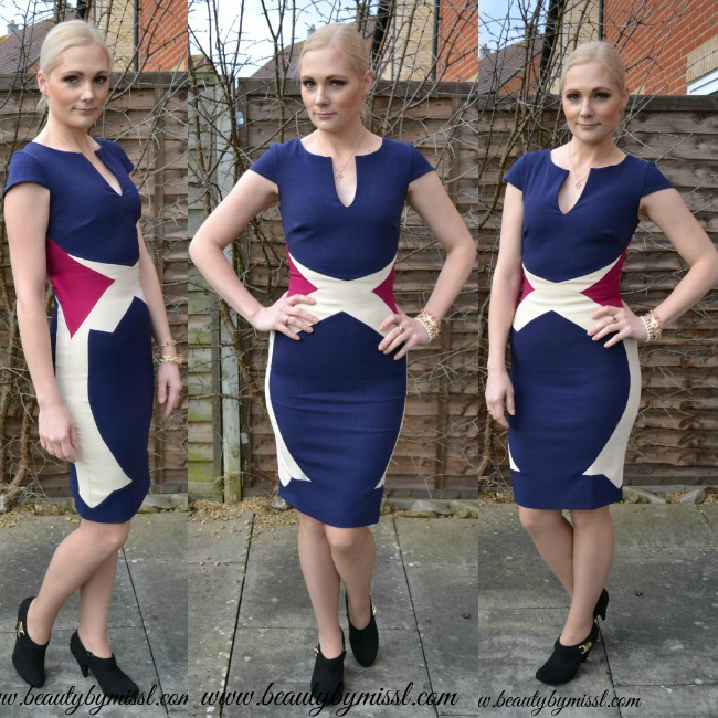 Hybrid Luxe Crepe Equinox Colour Block Dress Navy with Beige and Magenta Luxe Crepe Equinox Colour Block Dress Navy with Beige and MagentaLuxe Crepe Equinox Colour Block Dress Navy with Beige and MagentaLuxe Crepe Equinox Colour Block Dress Navy with Beige and Magenta ‹ View All Hybrid ‹ View All Dresses ‹ View All What's New Hybrid Luxe Crepe Equinox Colour Block Dress Navy with Beige and Magenta