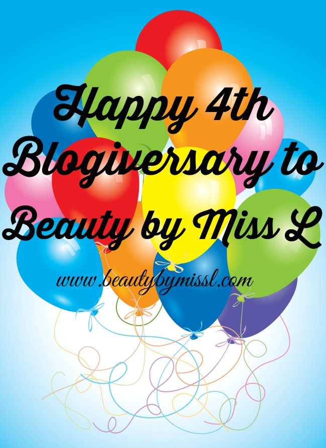 Happy Blogiversary