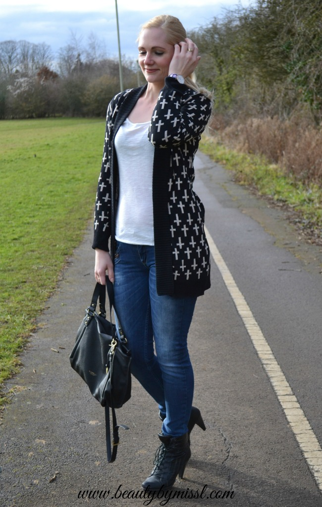 knitted cardigan from WearAll