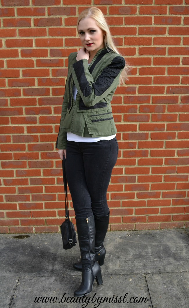 rock chick outfit
