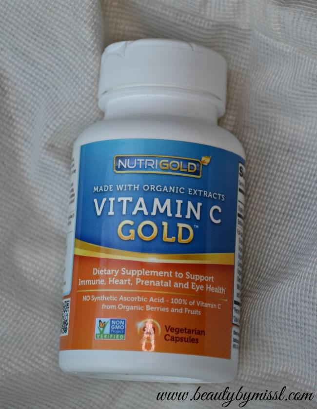 NutriGold Vitamin C Gold