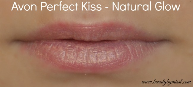 Avon Perfect Kiss Natural Glow