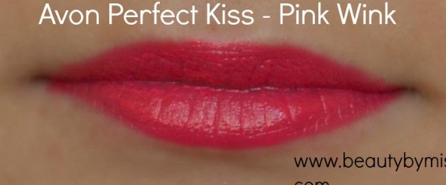 Avon Perfect Kiss Pink Wink