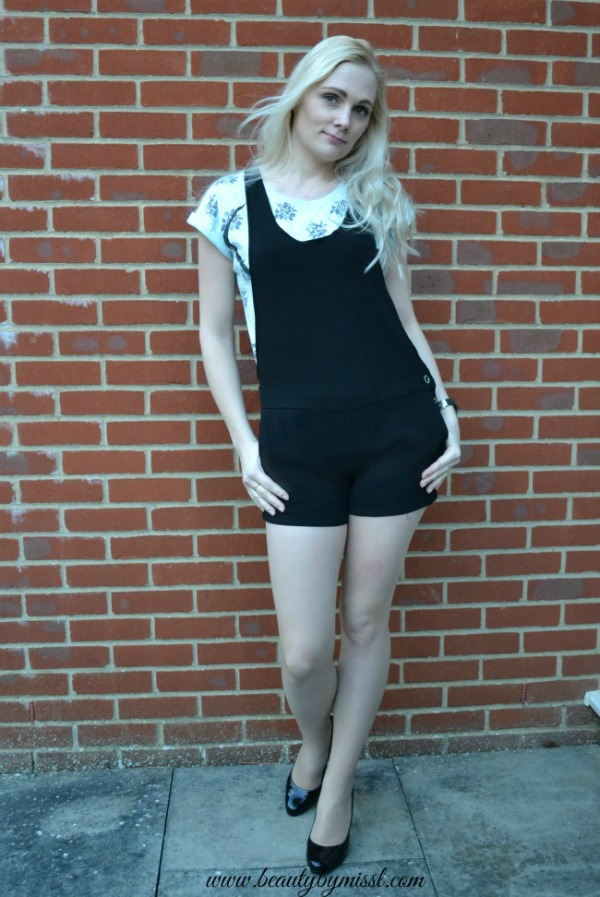 Another8 playsuit