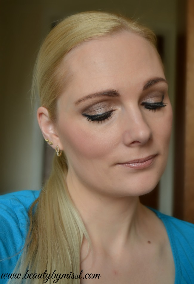 How to get perfect eye makeup with Yves Rocher makeup products