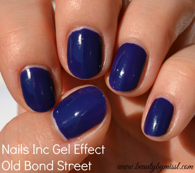 Nails Inc Gel Effect Old Bond Street