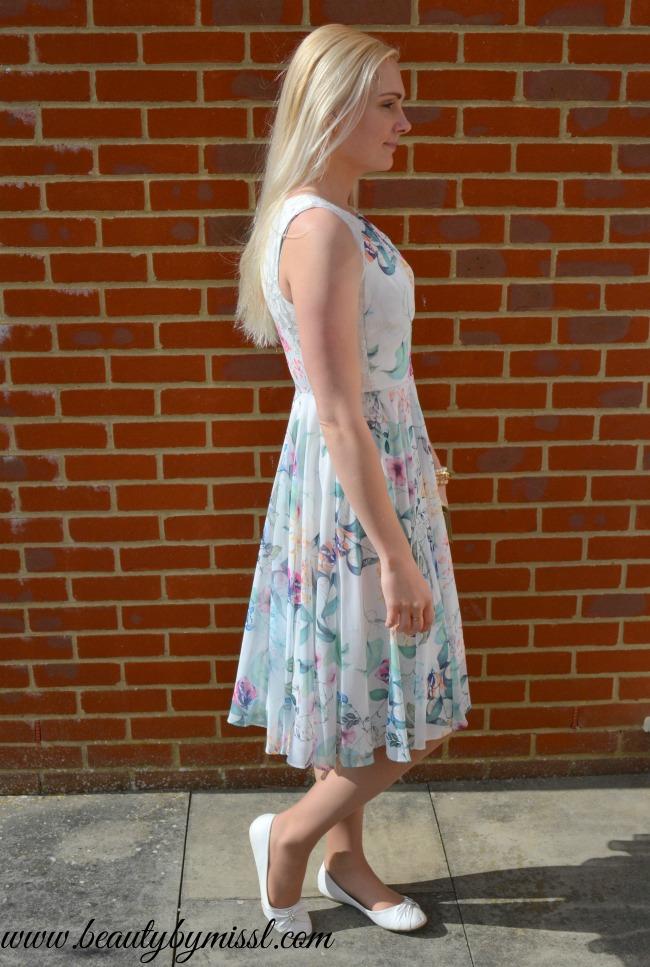Monsoon Wilhelmina dress