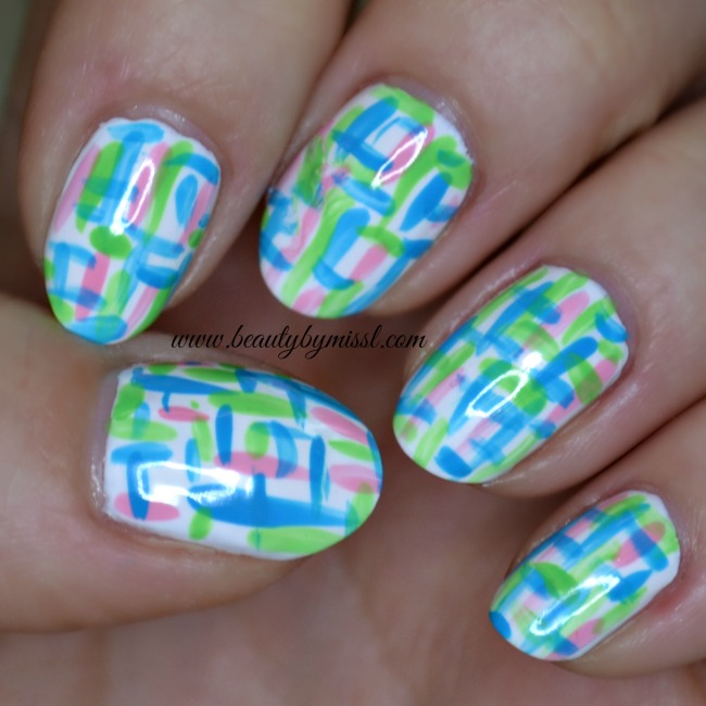 55 Super Easy Nail Designs: NOTD: Super Simple Nail Art For Beginners + Tutorial