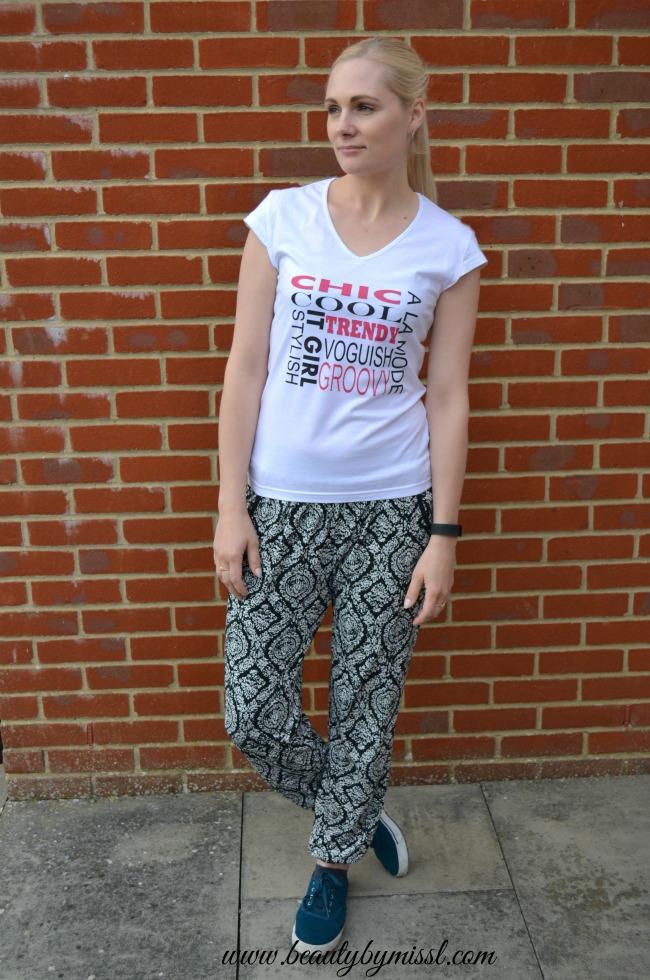 Tostadora fashion girl t-shirt