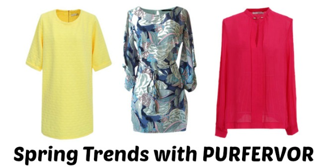 Spring Trends with PURFERVOR