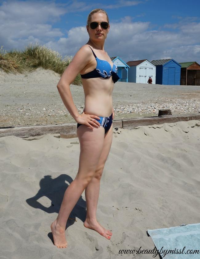 David bikini set