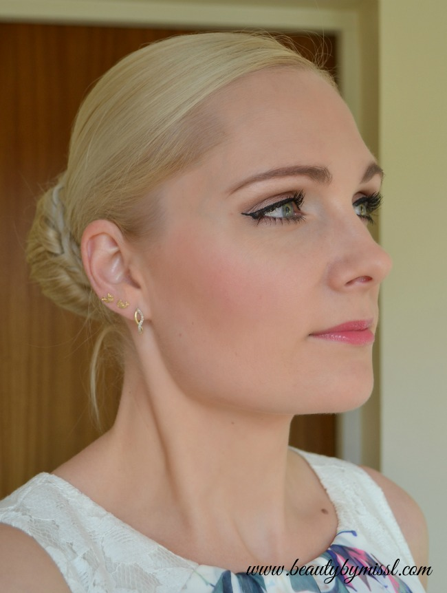 FOTD #116 Cocktail Party Makeup - Beauty By Miss L