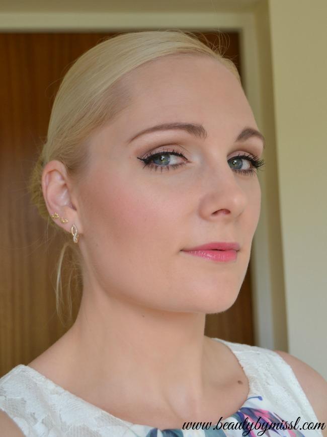 cocktail party makeup