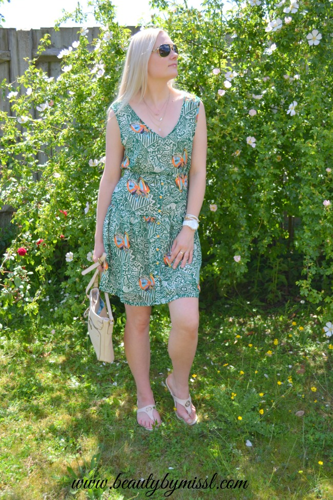 summer dress from AMI Clubwear
