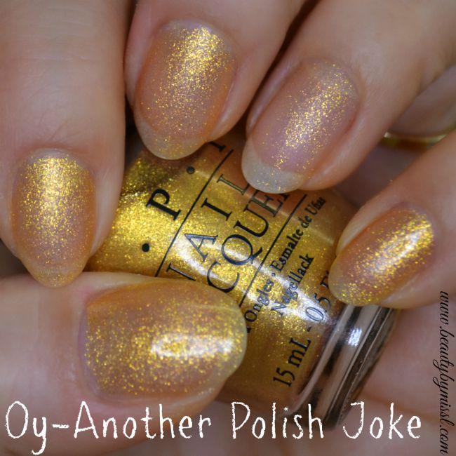 OPI Oy-Another Polish Joke